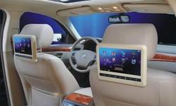 Universal Touch Screen 9 Inch Headrest Car DVD Player
