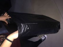 Plastic PE trash/garbage bags of high quality