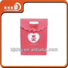2014 high quality happy party gift paper bag