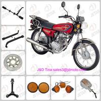 motocicleta parts CG125