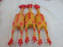 Rubber Chicken Bird Duck Pet Toy For Dog