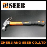 factory American blacksmith power forging claw hammer for sale
