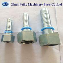 "CNC ManufacuterJIC Male Female 74"" Cone Seat Hydraulic Fitting"