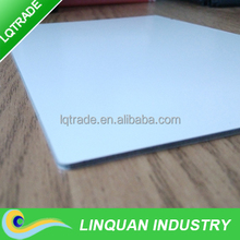 2m width and 0.2mm alu kin both sides aluminum composite panel