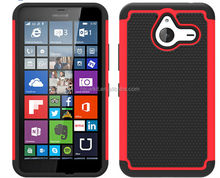 Newest combo case for Nokia lumia 640 XL,football pattern hybrid case for Nokia lumia 640 XL,mobile phone case for 640 XL