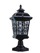 pl 0918 christmas led strip light outdoor use pillar light for parks gardens hotels walls villas