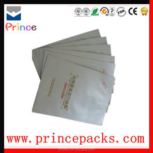 High quality printed plastic foil facial mask bags for wholesale