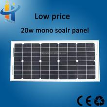 Anti- Hail Mono 20W Solar Panel Mounting Kit from China