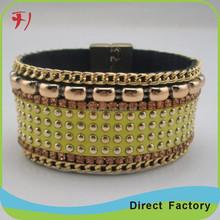 new arrival handmade leather bracelet ideas