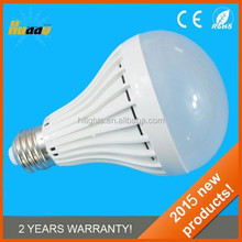 plastic cheap price E27 9W LED Bulb Light with CE/RoHS