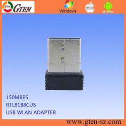 150mbps mini usb wifi wireless adapter lan network wireless Wlan Adapter for laptop & desktop