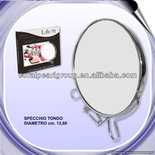 "6"" Double Sided Metal Mirror"