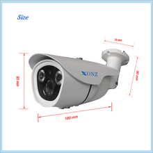 High quality home network camera 2mp