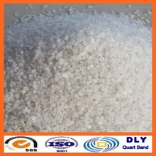 0.30 - 1.25 Mm White Clear Crushed Glass Sands (GS160)