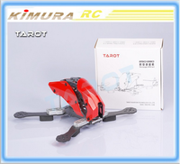 Tarot 250 DIY RC Quadcopter 250mm 4-Axis Half Carbon Fiber Drone Frame with Landing Gear for FPV Toys