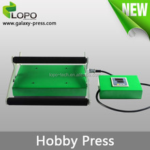 pretty Hobby Heat Press Machine for sublimation printing from Lopo