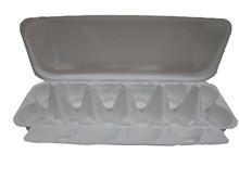 high quality egg box / paper egg box / pulp molding egg box CYEB010