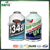 disposable cylinder r134a gas