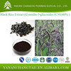 High Purity Black Rice Extract Cyanidin-3-glucosides (C3G) 40%