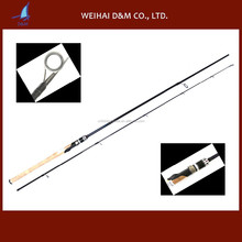 Hotsale 2-section carbon put-in fishing rod