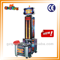 ML-QF505 Inoor coin operated redemption lottery game machine