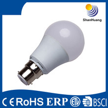 Short Time Delivery Shanhuang OEM ODM SMD2835 7w led emergency rechargeable bulb lights