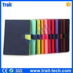 Mercury Card Slots Flip Stand TPU+ PU Leather Case for iPad 4 ,No MOQ,Paypal Accepted