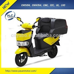 2015 hot sale EEC CE Electric Scooter 3000w 60v electric cruiser motorcycle