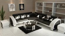 indian style cheap furniture/corner sofa set 110C
