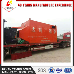 Wood Fired Hot air Furnace manufacturer (10 0000kcal to 400 0000kcal/h)