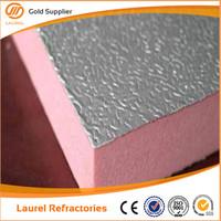 Light Weight Cell Foam Aluminum Foil Phenolic Foam Insulation Board