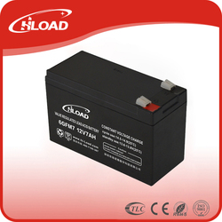 2015 Top Brand price 12v 7ah dry batteries for ups