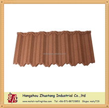 Nosen metal tile -durability stone coated metal roofing tile