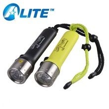 500lumen Submarine Dive Light Waterproof Underwater Torch