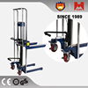 CYSE hand drum stacker manual hydraulic stacker pallet stacker Hydraulic lift table