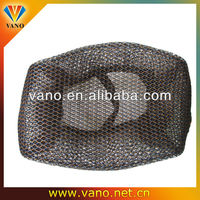A class quality 3D mesh fabric heat proof seat cover for motorcycle