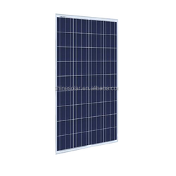 Commercial Application poly crystal normal solar panel 150w 18v