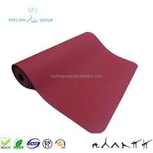 made in China decomposable indoor sports keep balance yoga mat