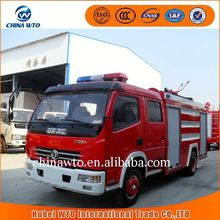 Dongfeng 4x2 light duty fire fighting truck for sale