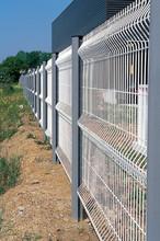 kindergartens and summer camps 3v garden fence V-shaped curves fence(used fence for sale)