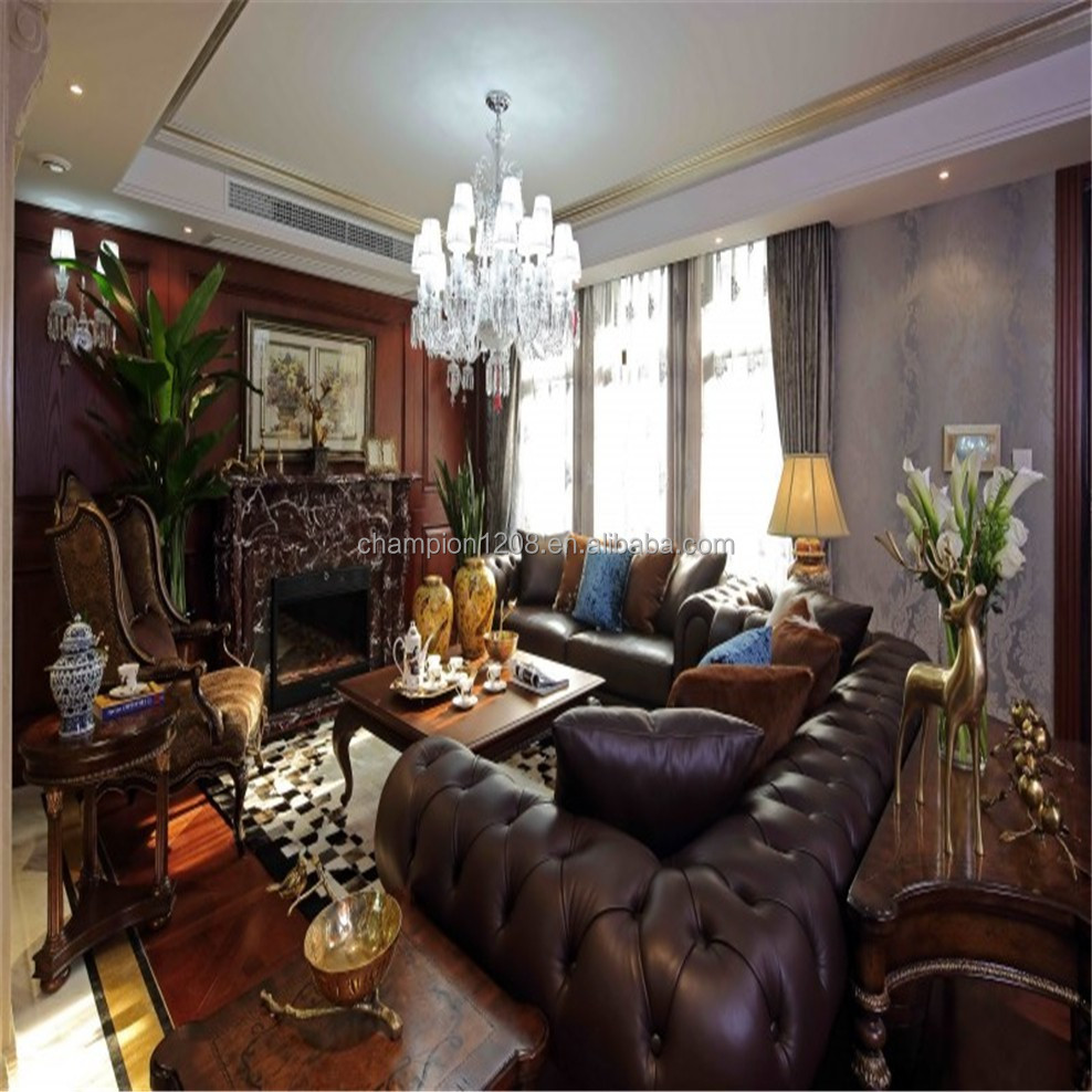 Luxury Antique Customized Living Room Furniture Furniture Set Buy Living Ro