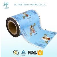 Laminated Food Packaging Plastic Roll Film