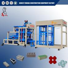 solid cement block machines low investment block manual equipment