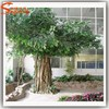Songtao professional manufacturer makes fake plastic trees life size artificial plants and trees