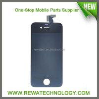 Good Price LCD for iPhone 4s LCD Digitizer Glass with Frame Assembly
