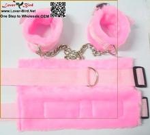 Fetish Bondage Set 7 pcs Leopard Leather Bondage Kit, Adult Product Couple Sex Toys Restraints