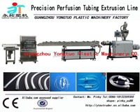 High quality and new condition precise perfusion tubing extrusion line/ infusion tube making machine