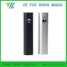 Best Seller 2000mah Power Bank, Lipstick Battery Charger 2200mah Power Bank