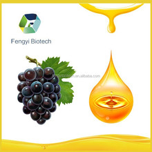 Factory Price Cold Pressed Extra Virgin Grape Seed Oil/Top Nutritional Oil
