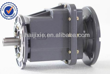 SRC01 Flange Mounted Helical Gear Aluminium Gear Box